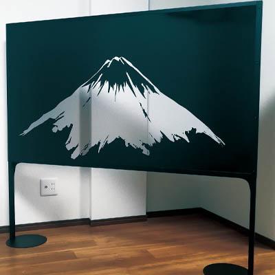 富士-和を強調するデザイン